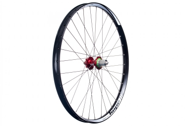 roue arriere hope tech 35w pro 4 27 5 9x135 12x142mm corps shimano sram rouge