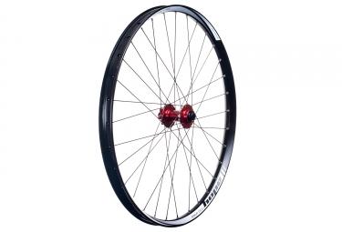 roue avant hope tech 35w pro 4 27 5 boost 15x110mm rouge