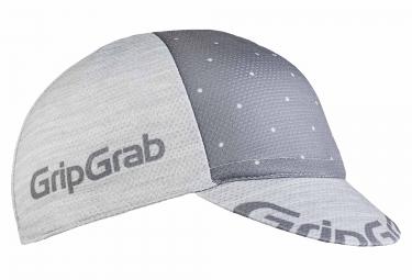 casquette vintage femme gripgrab summer gris blanc