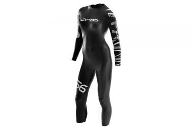 combinaison neoprene femme orca s6 noir gris