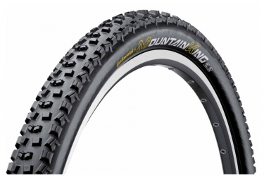 pneu continental mountain king ii performance 29 tubetype rigide puregrip compound