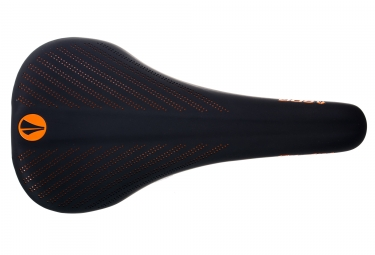 selle sdg bel air rl 2 0 cro mo noir orange