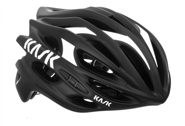 casque kask mojito limited noir mat blanc