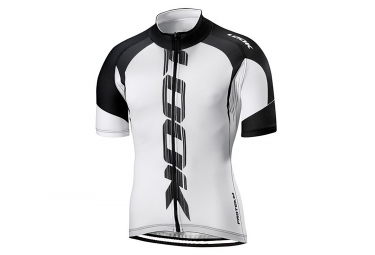maillot look pro team blanc noir