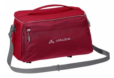 sacoche de guidon vaude road master shopper rouge salsa