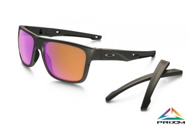 lunettes crossrange oakley gris prizm trail ref oo9361 0357