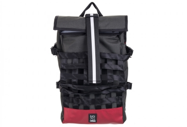 sac a dos chrome barrage cargo noir rouge