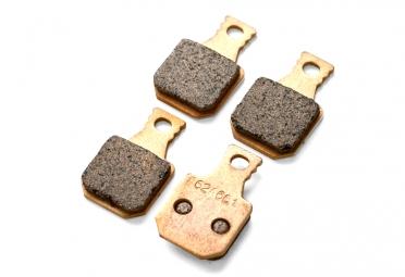 paire de plaquettes brake authority pour magura mt7 ceramique