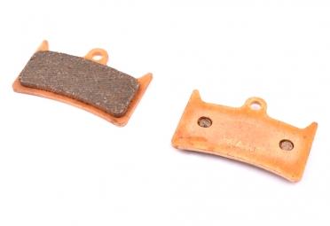 paire de plaquettes brake authority pour hope tech 3 v4 burly