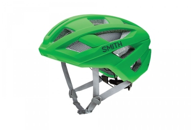 casque smith route vert