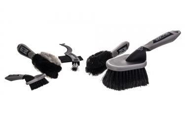 muc off kit 5 brosses de nettoyage