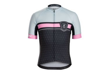 maillot manches courtes bontrager specter waterloo rose