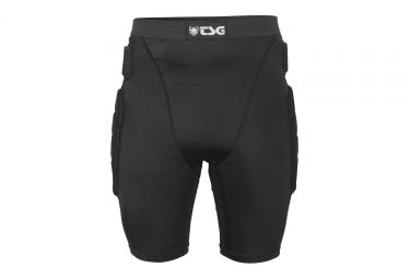 short de protection tsg crash noir