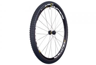 roue avant vtt mavic 2017 crossride tubeless wts 29 axe 15x100 quest 2 10
