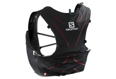 sac a dos trail salomon 2017 advanced skin 5 noir