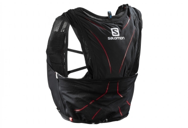 sac a dos trail salomon 2017 advanced skin 12 noir