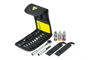 kit de reparation transportable topeak ratchet rocket lite ntx 18 fonctions