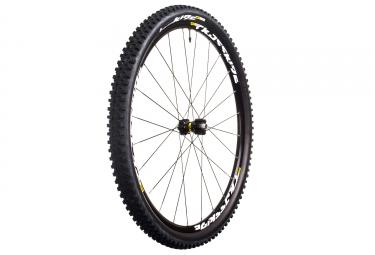 roue avant vtt mavic 2017 crossride tubeless wts 29