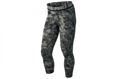 collant 3 4 nike pro hypercool camo homme
