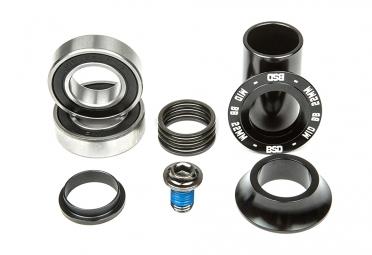 boitier de pedalier bsd substance mid bb 24mm noir