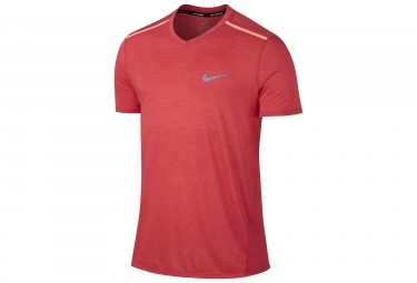 maillot homme nike breathe rouge