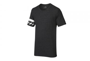 t shirt oakley tri hazard noir