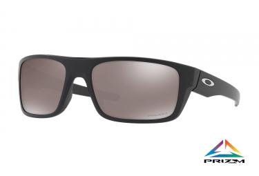 paire de lunettes oakley 2017 drop point matte black prizm black polarized ref oo936