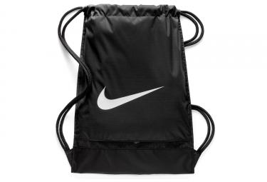 sac de sport nike brasilia 10l noir blanc
