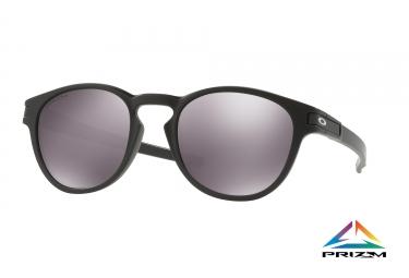 paire de lunettes oakley 2017 latch matte black prizm black ref oo9265 27