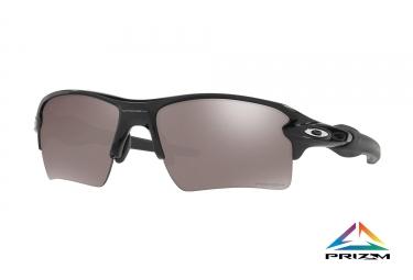 paire de lunettes oakley 2017 flak 2 0 xl polished black prizm black polarized ref o