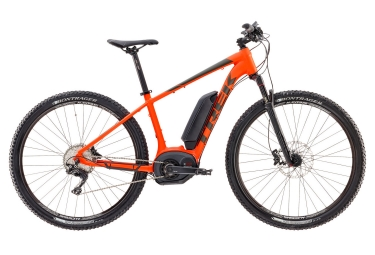 vtt electrique trek powerfly 7 29 orange 2017