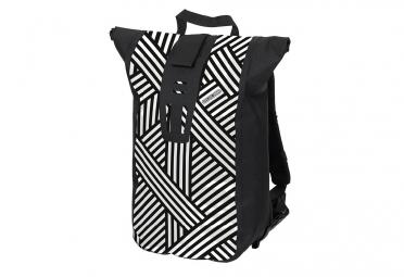 sac a dos ortlieb velocity design noir blanc