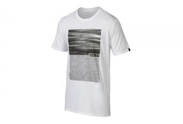 t shirt oakley tri oakley blanc gris