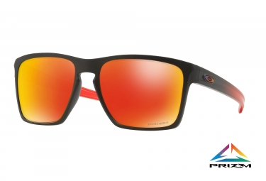 paire de lunettes oakley 2017 sliver xl ruby fade prizm ruby ref oo9341 14