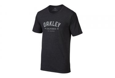 t shirt oakley 50 50 noir