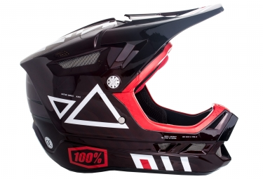 casque integral 100 aircraft jeronimo mips rouge