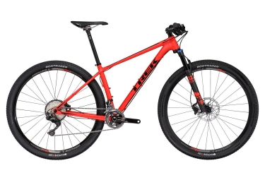 vtt semi rigide trek 2017 superfly 7 29 shimano deore xt 11v rouge