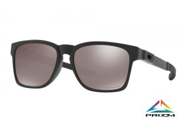 paire de lunettes oakley 2017 catalyst matte black prizm black polarized ref oo9272