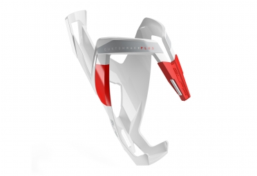 porte bidon elite custom race plus blanc rouge