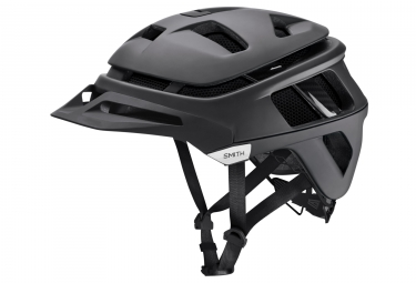 smith casque forefront noir mat