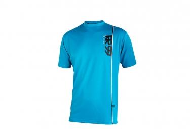 maillot manches courtes royal altitude bleu