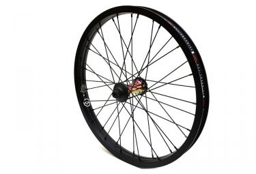 roue avant primo n4fl v2 oilslick noir