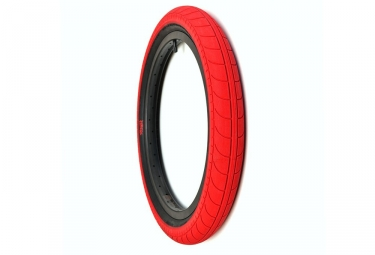 pneu stranger ballast rouge flanc noir