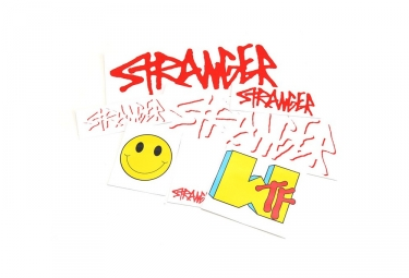 pack stickers stranger