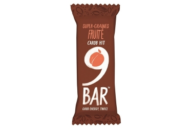 9bar barre energetique fruite 40gr