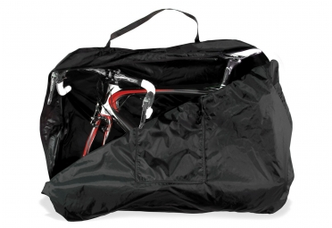 housse de transport pour velo de route sci con pocket bike bag noir