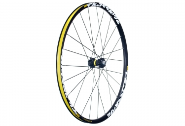 mavic 2016 roue avant crossride 27 5 axe 15x100mm 9x100mm qr