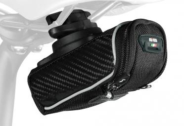 sacoche de selle sci con phantom 230 rl 2 1 carbone noir