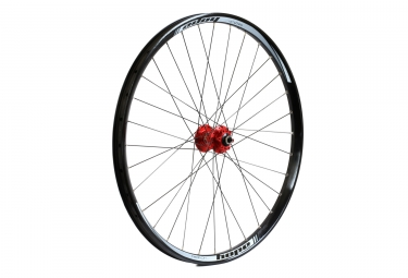 hope roue avant dh pro 4 27 5 20x110mm rouge