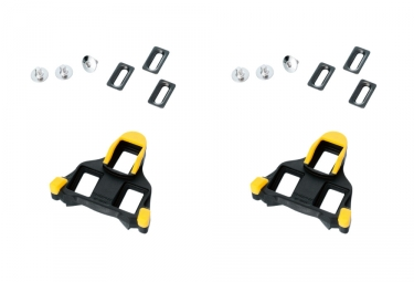 shimano paire de cales route sm sh11 spd sl jaune 6